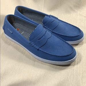 Cole Haan Nantucket Riverside Leather Loafers